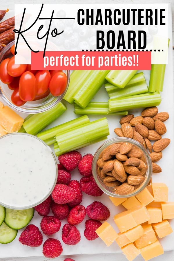 healthy snacks on a white tray