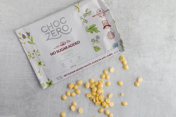 keto white chocolate