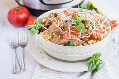 Keto Steak Marinara Freezer Meal Recipe - KetoFocus